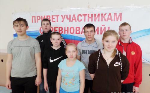 Приложение  А  -   команда   школы  -  участников  соревнований